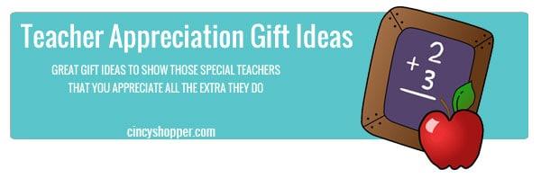 25 Great Teacher Appreciation Gift Ideas