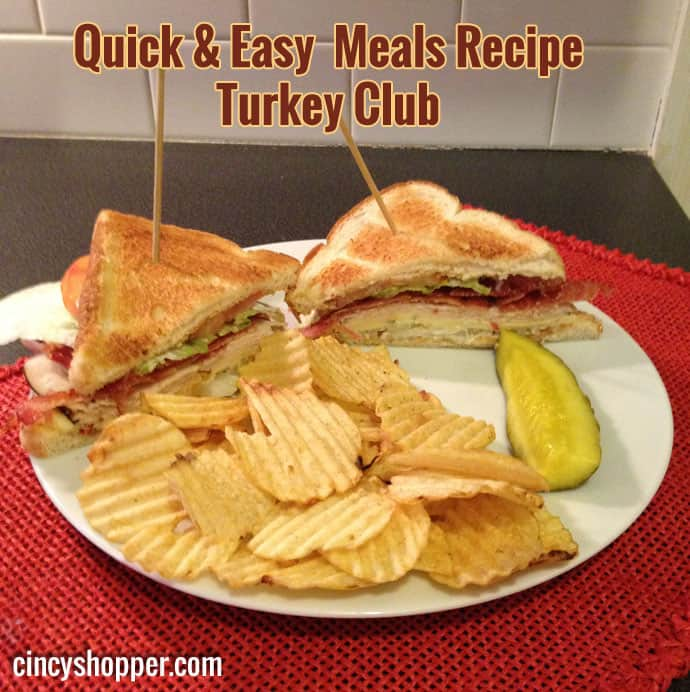 Quick and Easy Meals Recipe