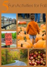 5 Fun Activities for Fall