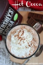 Traditional Hot Cocoa Recipe