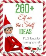 250+ Elf on the Shelf Ideas Clothing, FREE Printables & More!