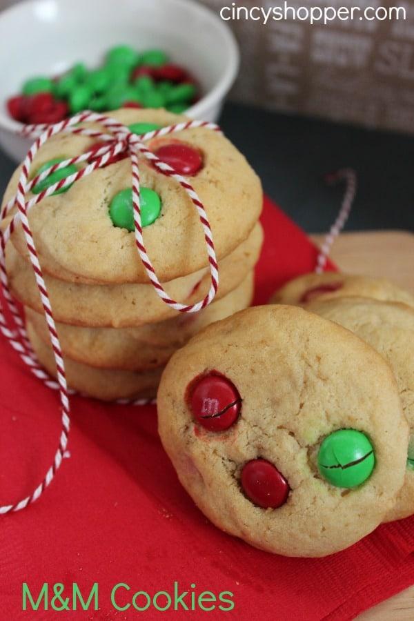 m-&-m-Cookies