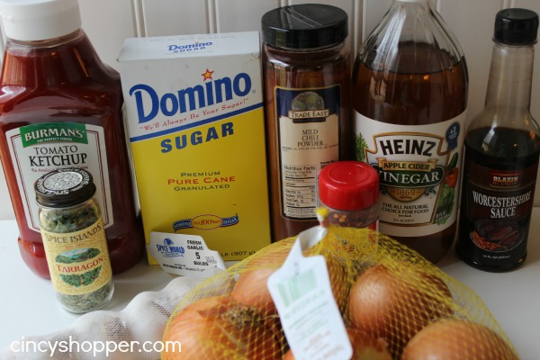 DIY Gift in a Jar CopyCat Montgomery Inn Barbecue Sauce In