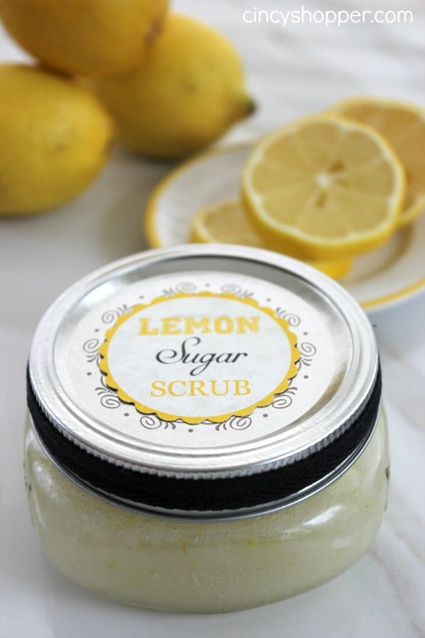 DIY-Gifts-Lemon-Sugar-Scrub