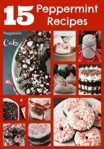 15 Peppermint Recipes