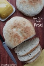 Slow Cooker Basic Bread