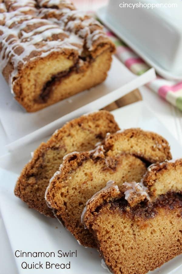Cinnamon Swirl Bread Recipe — Dishmaps
