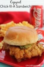 CopyCat Chick-fil-A Sandwich