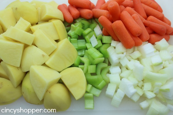 Slow Cooker Beef Stew- Fall and winter Crock-pot that is sure to be a hit with the family.