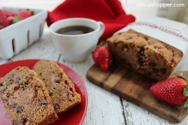 Strawberry-bread