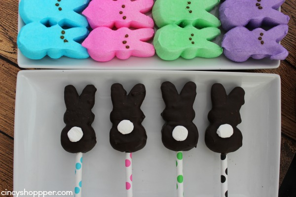 Chocolate Covered Peeps Recipe