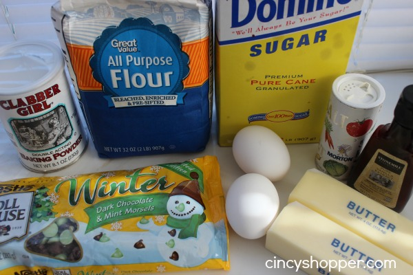 Mint Chocolate chip Cookie Recipe In