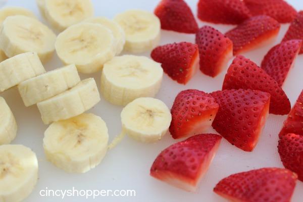 Strawberries Bananas Quinoa