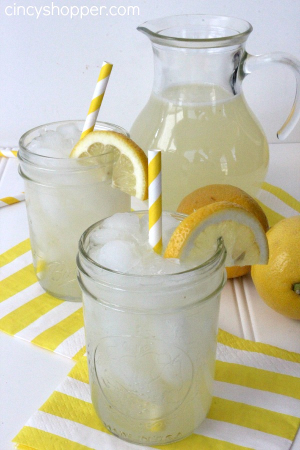 CopyCat Chick-Fil- A Lemonade Recipe 2