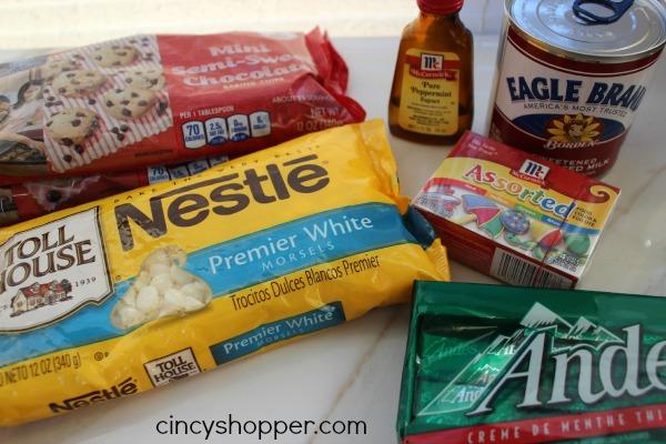 Mint Fudge Recipe 2