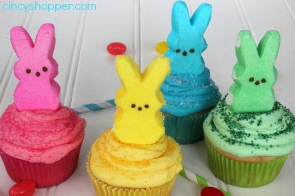 PEEPS Cupcakes - CincyShopper