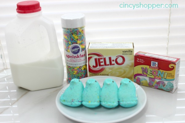 PEEPS Pudding Cups 3