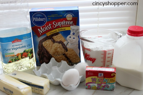Spring Cake Cookies Recipe 2