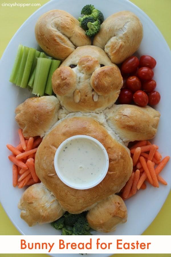 Bunny Bread for Easter - CincyShopper