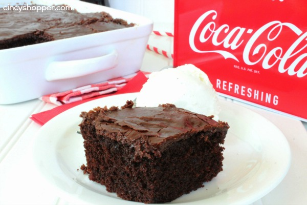 CopyCat Cracker Barrel Coke Cake Recipe 4