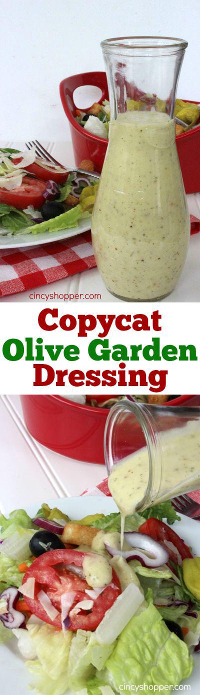 copycat olive garden dressing perfect dressing so you can enjoy olive garden at home - How To Make Olive Garden Salad