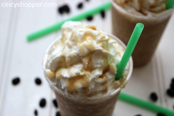 CopyCat Starbucks Caramel Frappuccino Recipe 7