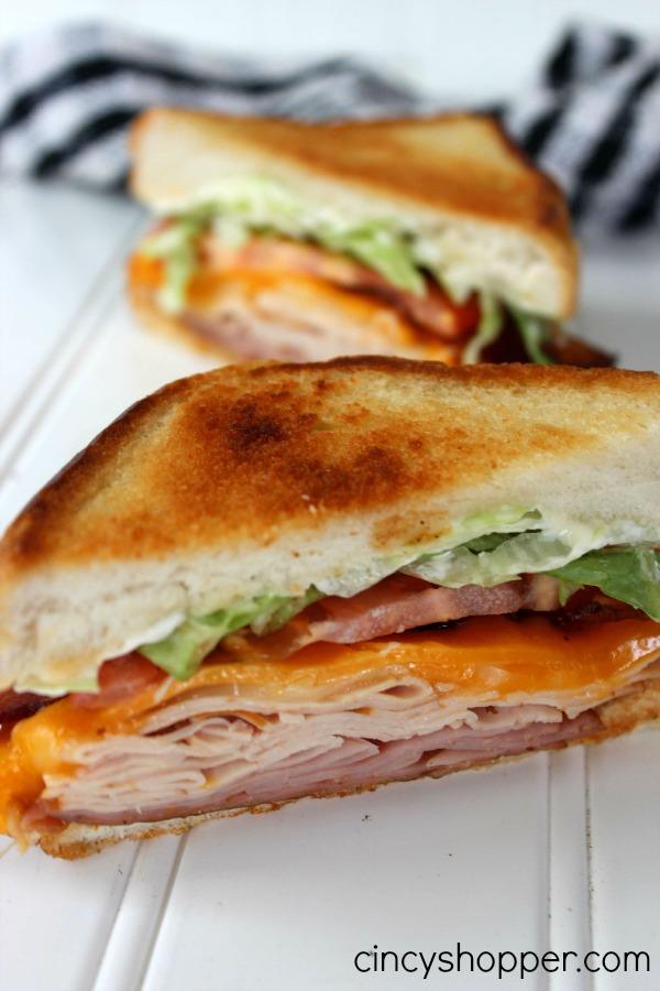 Copycat Applebee's Clubhouse Grille Sandwich Recipe 2