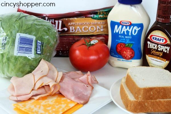 Copycat Applebee's Clubhouse Grille Sandwich Recipe 3