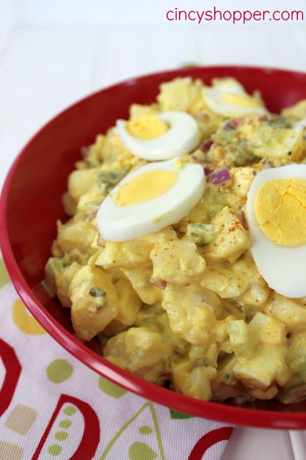 Quick and Easy No Cook Potato Salad Recipe 2