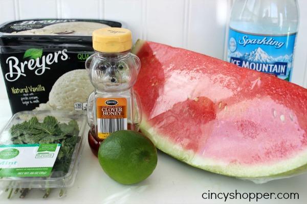 Watermelon Agua Fresca Float Recipe 4