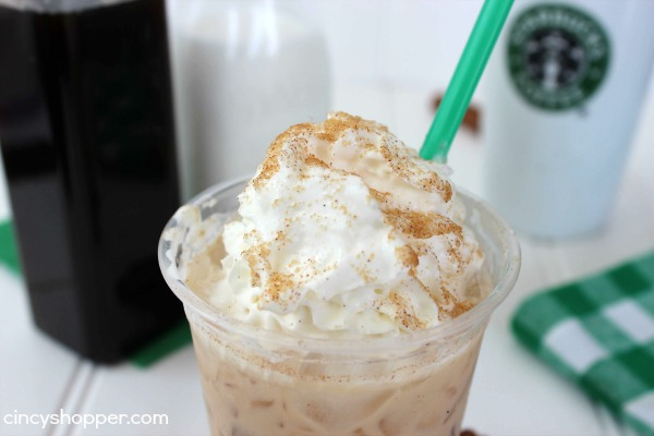 CopyCat Starbucks Iced Cinnamon Dolce Latte Recipe 3