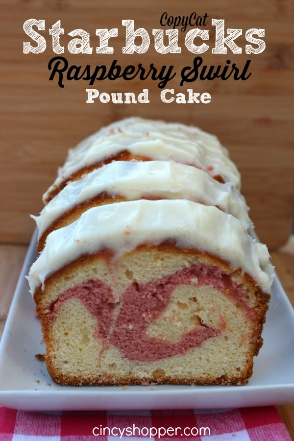 Lemon Raspberry Pound Cake Recipe Starbucks