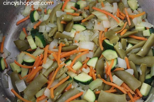 copycat olive garden minestrone soup - Olive Garden Minestrone