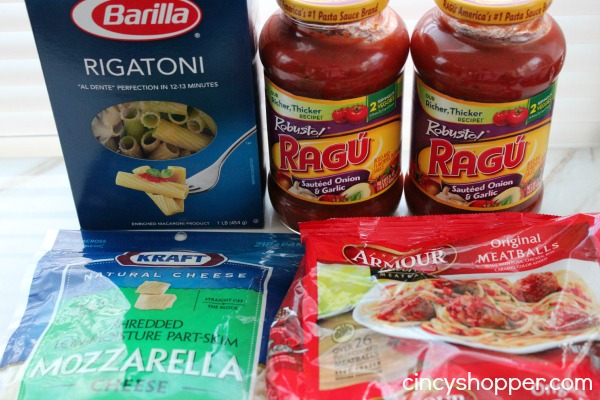 CrockPot Pasta Bake Recipe