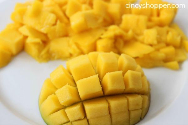 Easy Mango Swirl Ice Cream Recipe