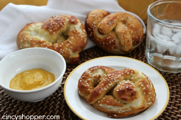 Homemade Soft Pretzels Recipe Fair Food at Home