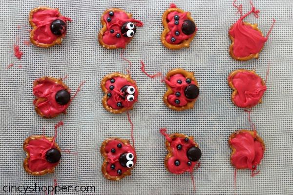 Ladybug Ptrezels