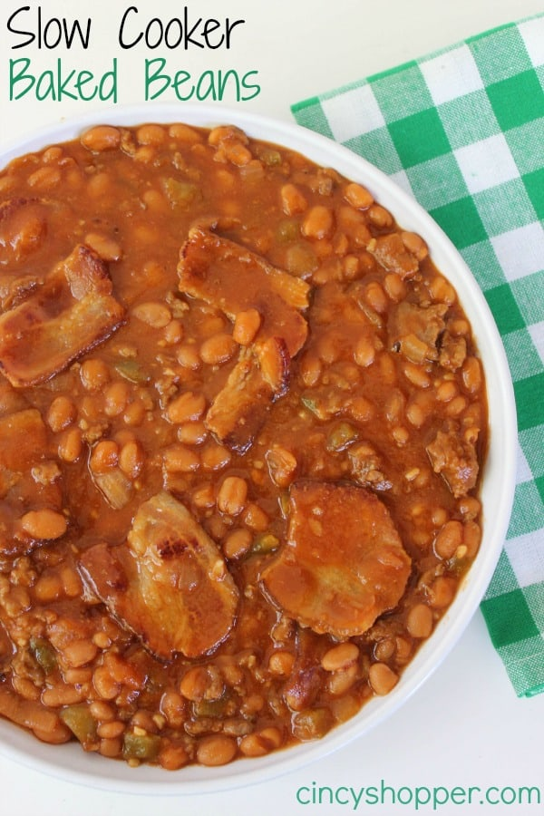 ... slow cooker baked beans tried and tasty slow cooked baked beans recipe
