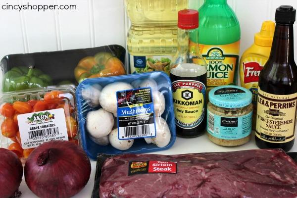 Beef Kabobs Recipe 1