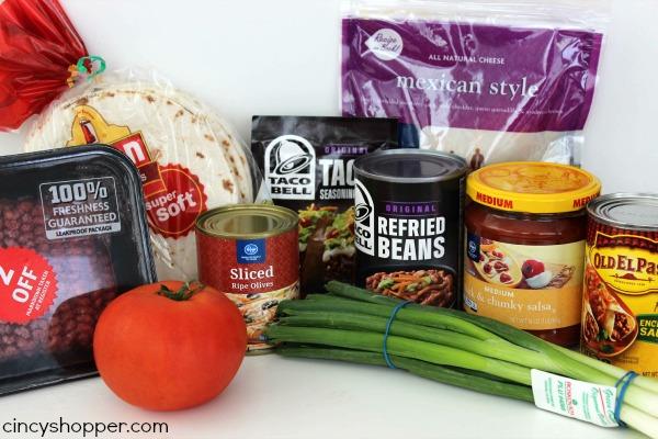 Copycat Taco Bell Mexican Pizza Recipe 3