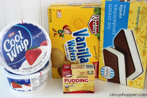 DIY Ice Cream Cake Recipe 3