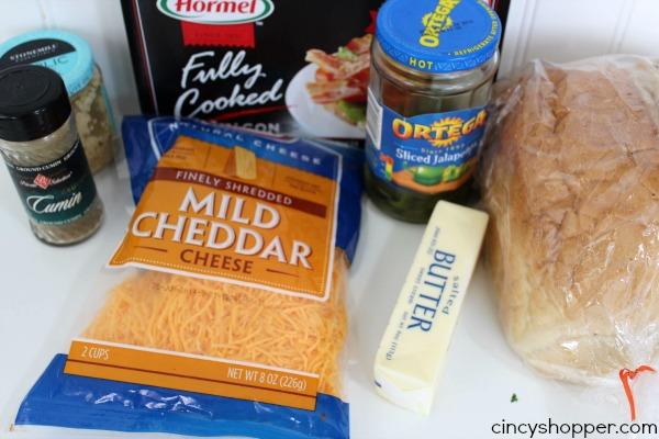 Garlic Jalapeno Pull Apart Loaf Recipe 3
