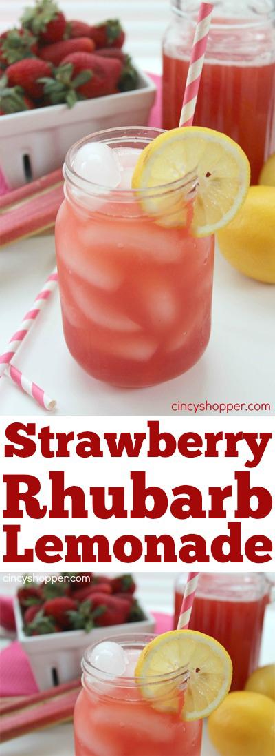 Rhubarb Long Pin