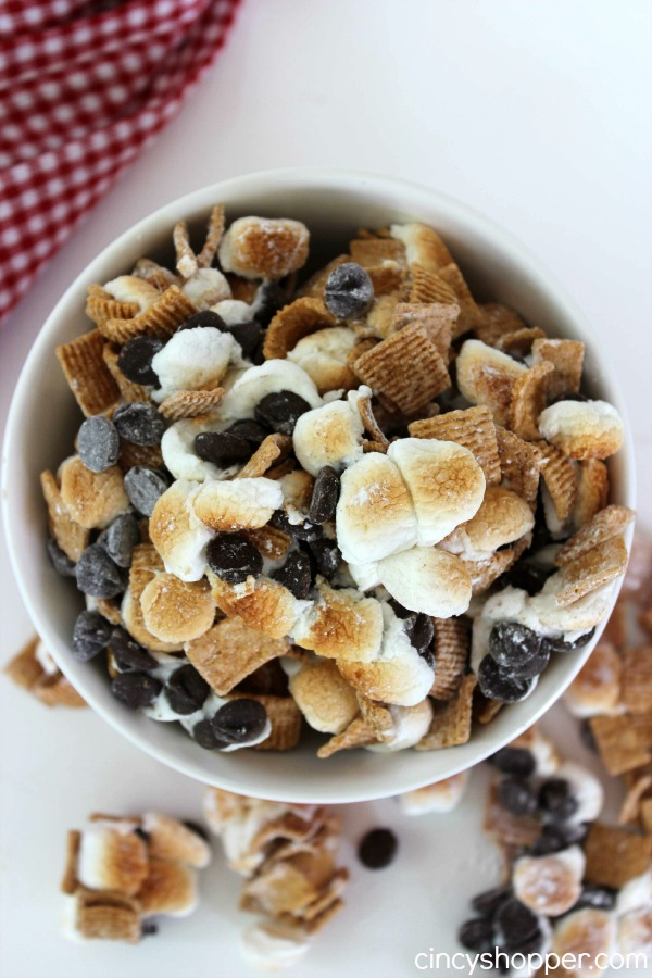 S'mores Snack Mix Recipe 2
