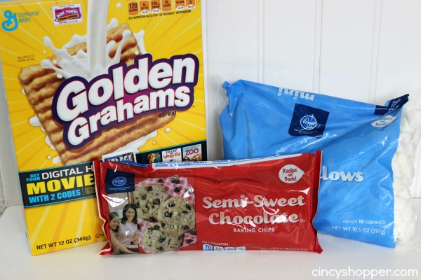 S'mores Snack Mix Recipe 3