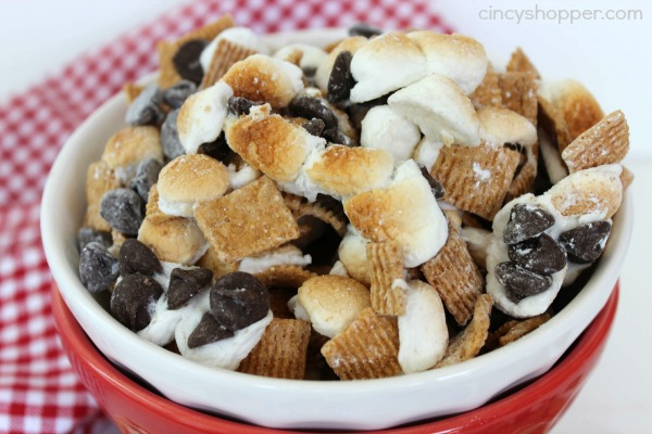 S'mores Snack Mix Recipe 5