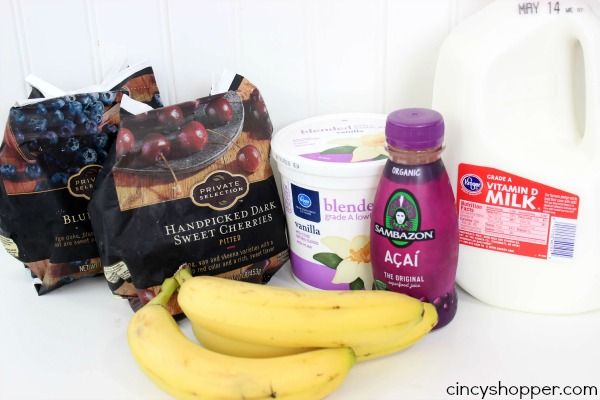 Spangled Smoothie Recipe 2