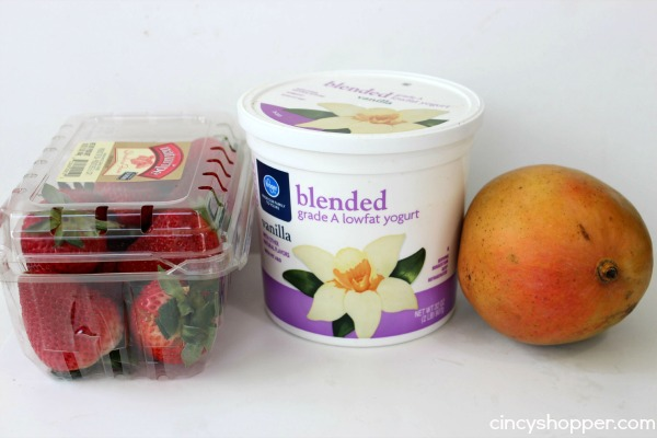Strawberry Mango Smoothie Recipe 2