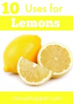 10 Uses for Lemons