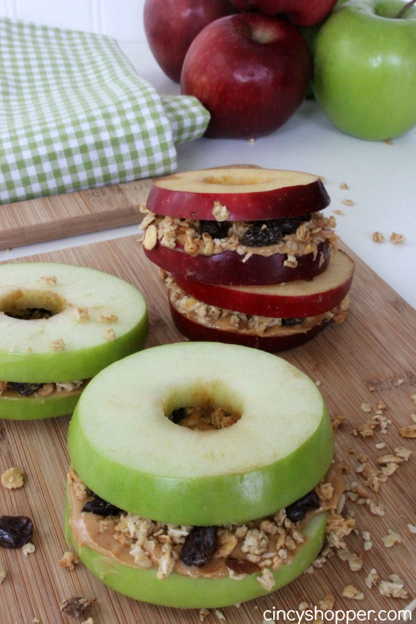 Apple Sandwiches Recipe 1